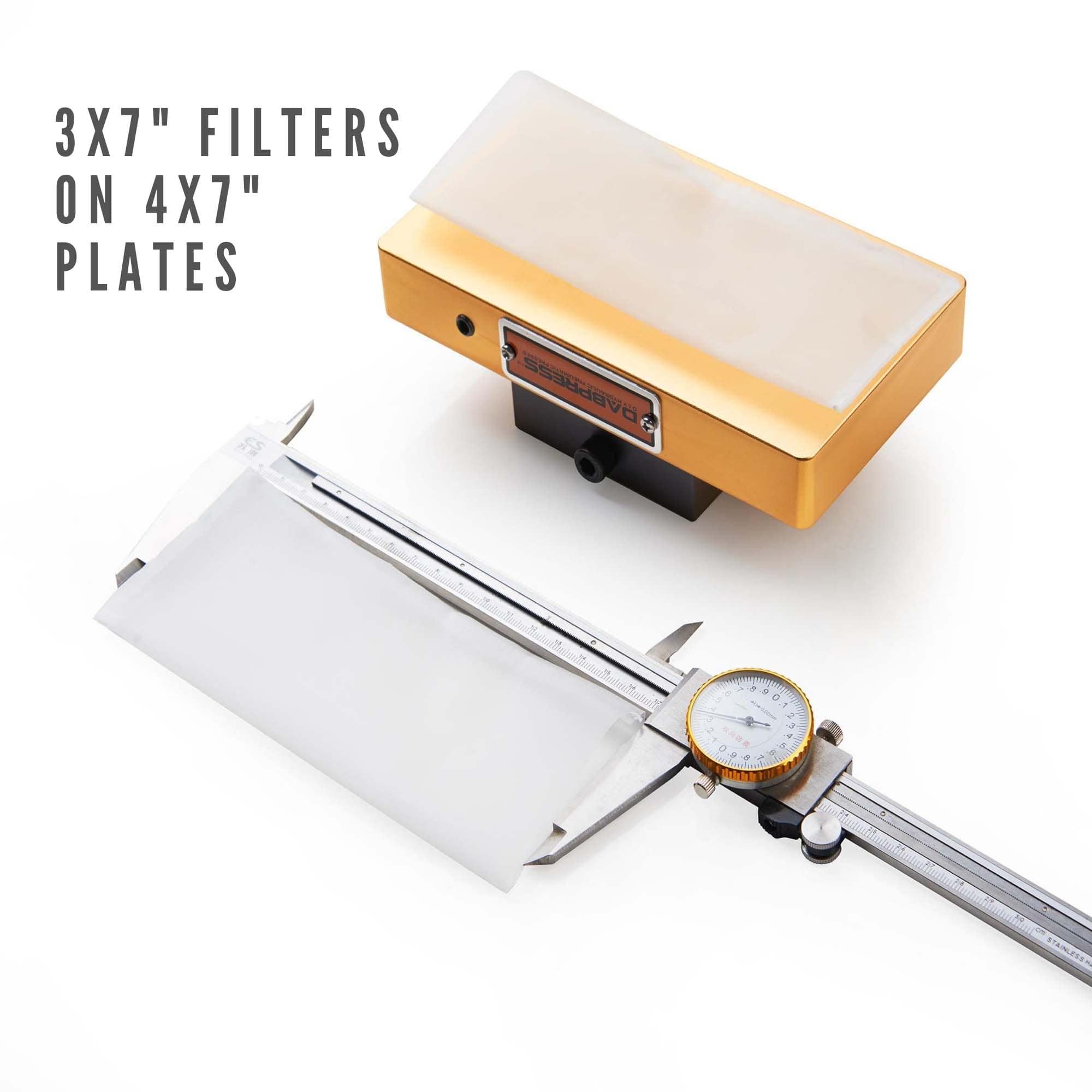 3x7 | 120 Rosin Squish Bags