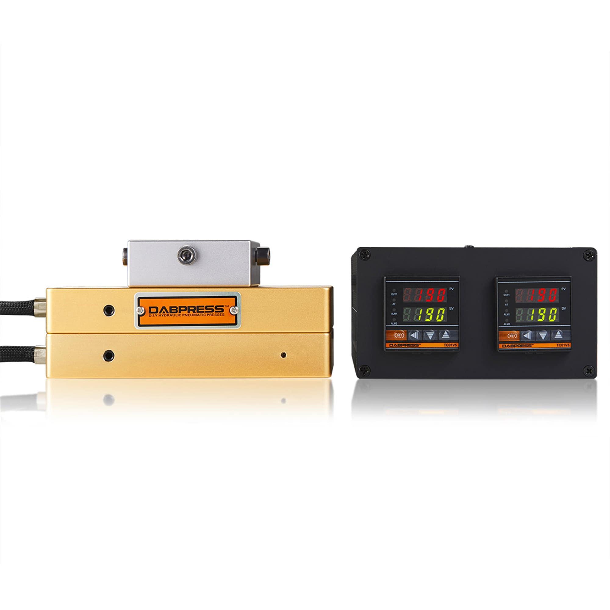 4x7 | Rosin Press Plates Kit