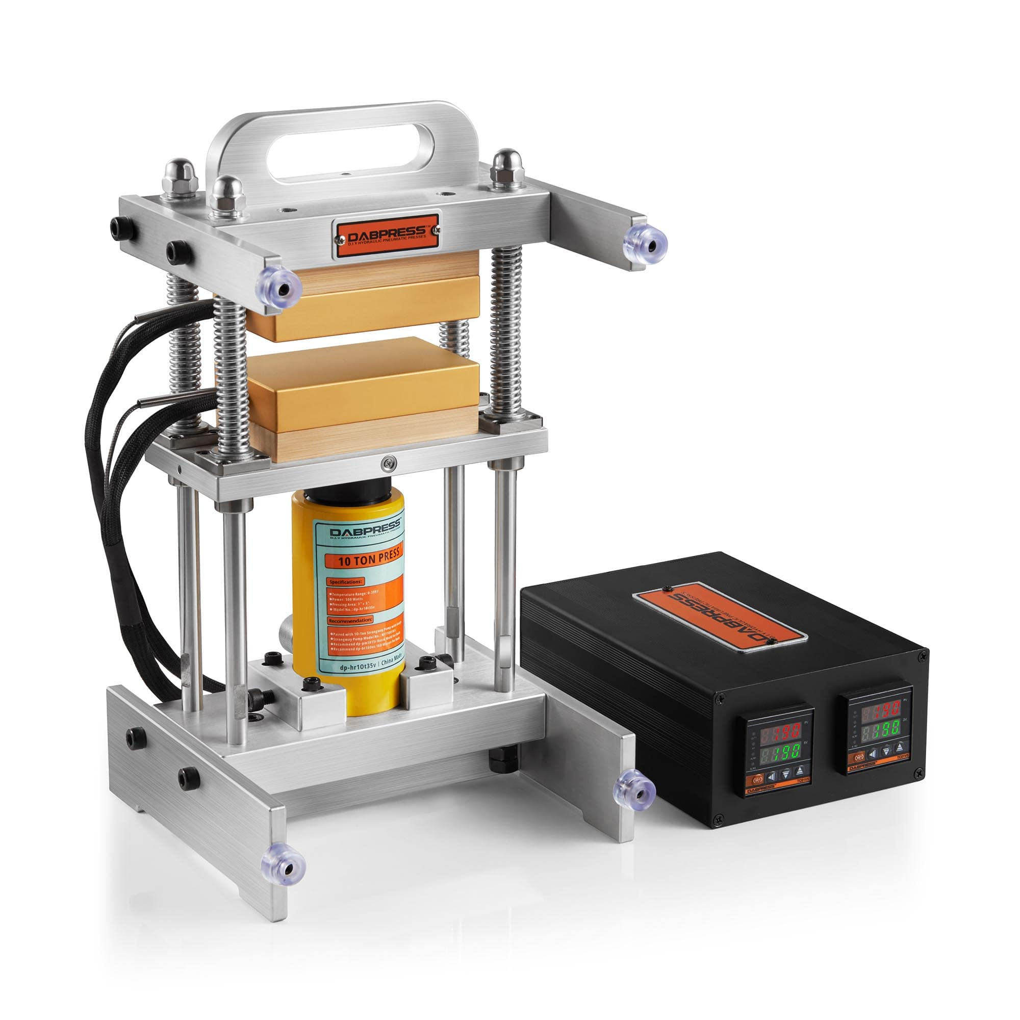 10 Ton | Driptech Rosin Heat Press