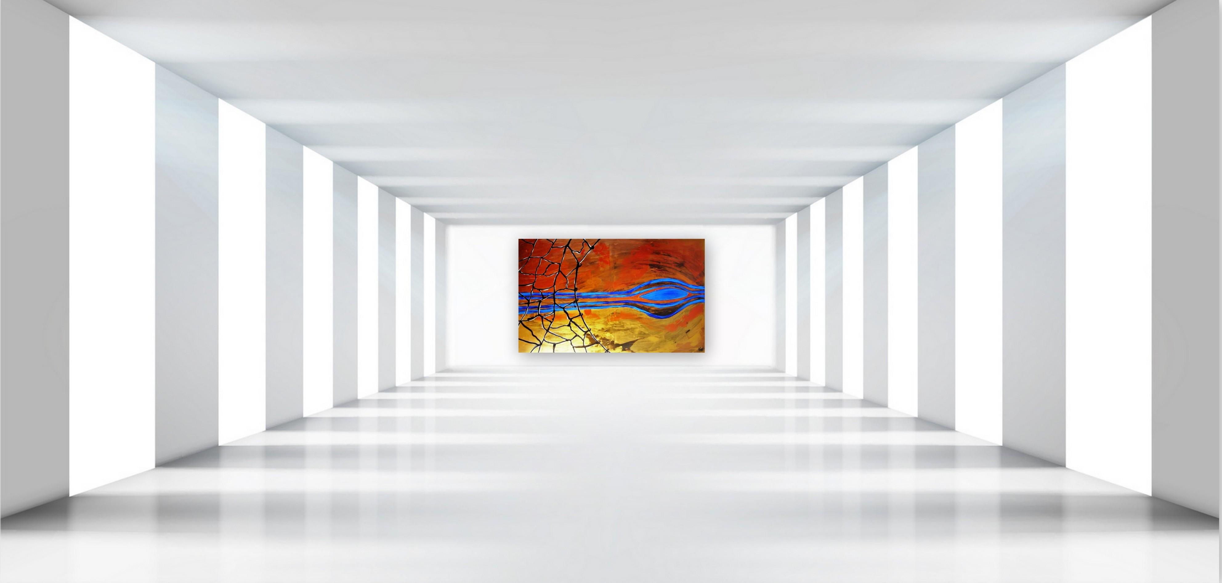 Abstrakte Gemalde Originale Moderne Bilder Kaufen Acrylbilder