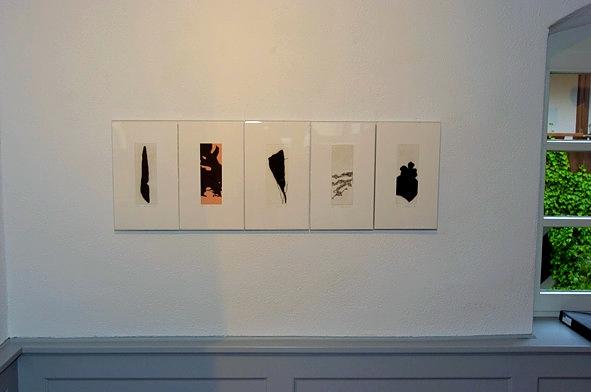FormenFunde, Städtische Galerie Stapflehus, Weil am Rhein, Deutschland   2005