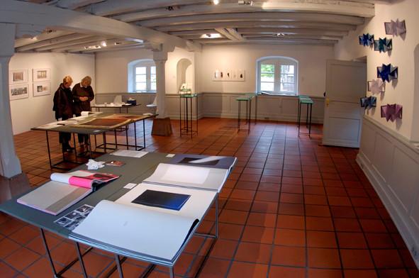 Ausstellungsansicht, Städtische Galerie Stapflehus, Weil am Rhein, Deutschand   2005