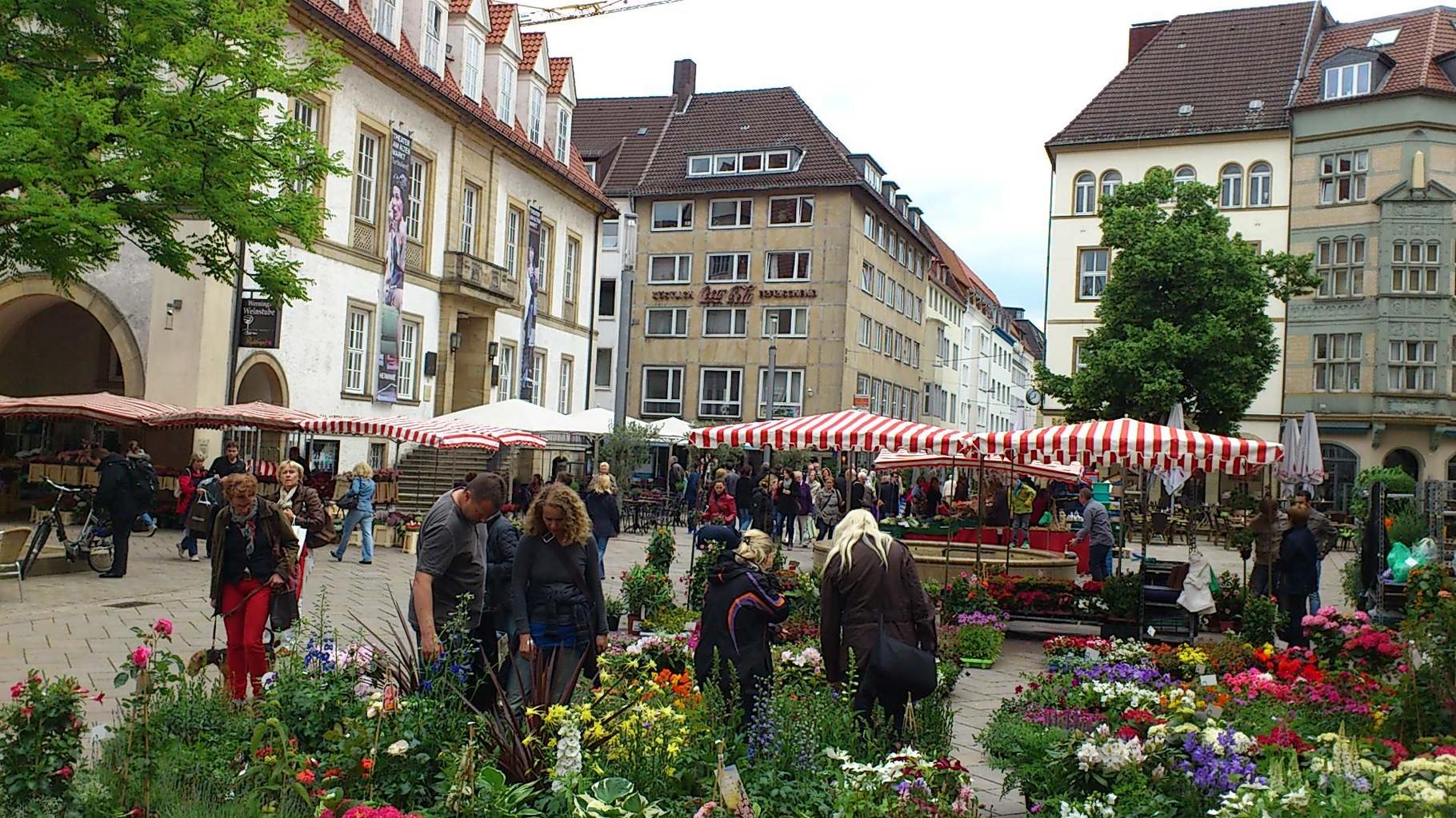 Bielefeld - Altstadt
