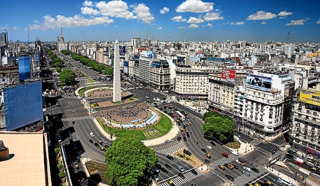 El Obelisco Buenos Aires Centro
