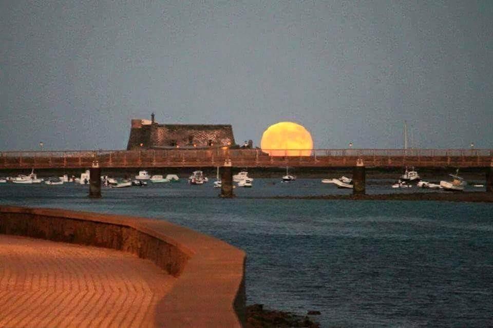 Lanzarote-Sonnenuntergänge