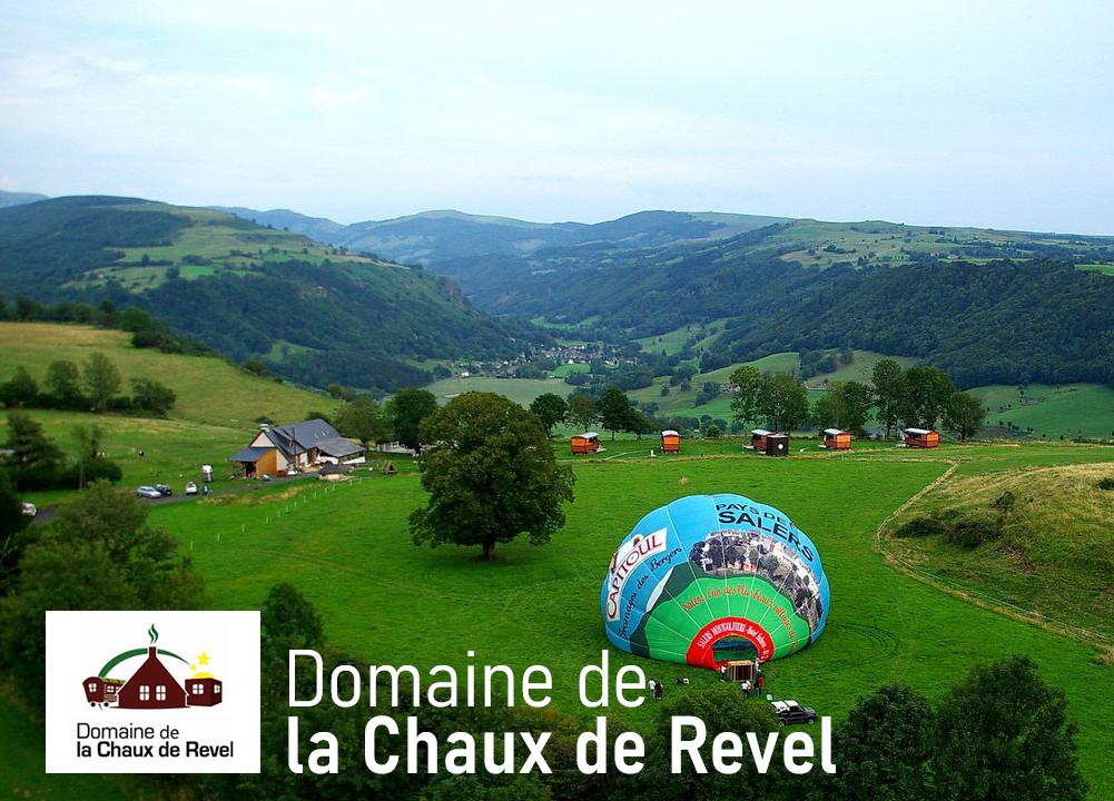 Domaine de la Chaux de Revel, Saint-Martin-Valmeroux