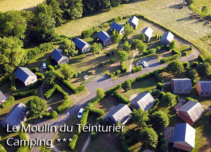 Le Moulin du Teinturier, Saint-Martin-Valmeroux