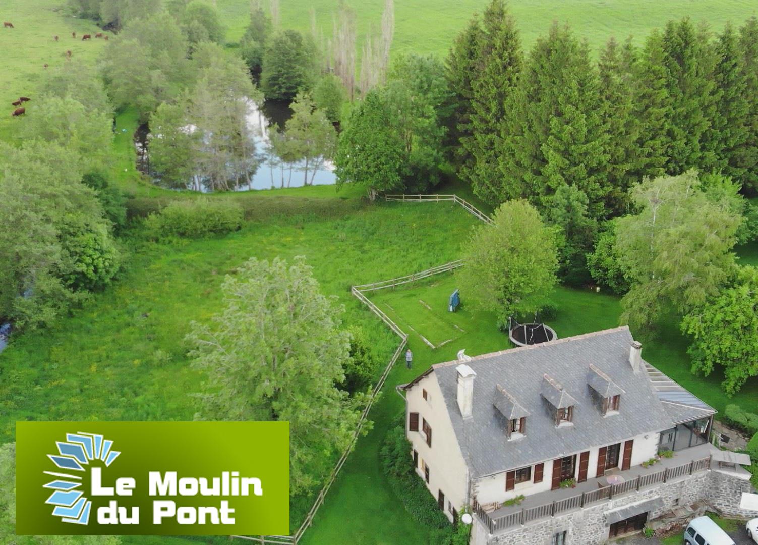 Le Moulin du Pont, Saint-Bonnet-de-Salers
