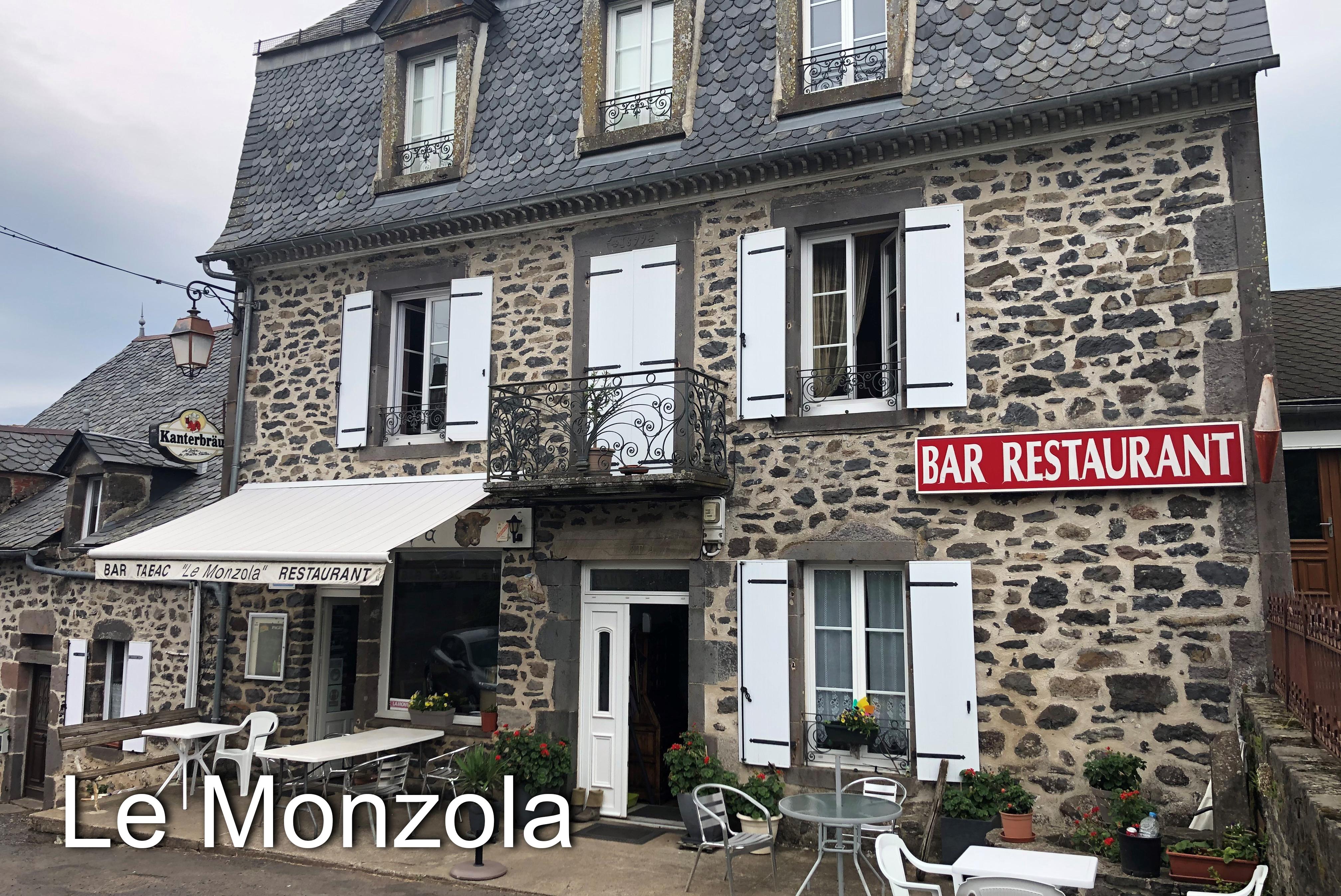 Le Monzola, Saint-Bonnet-de-Salers