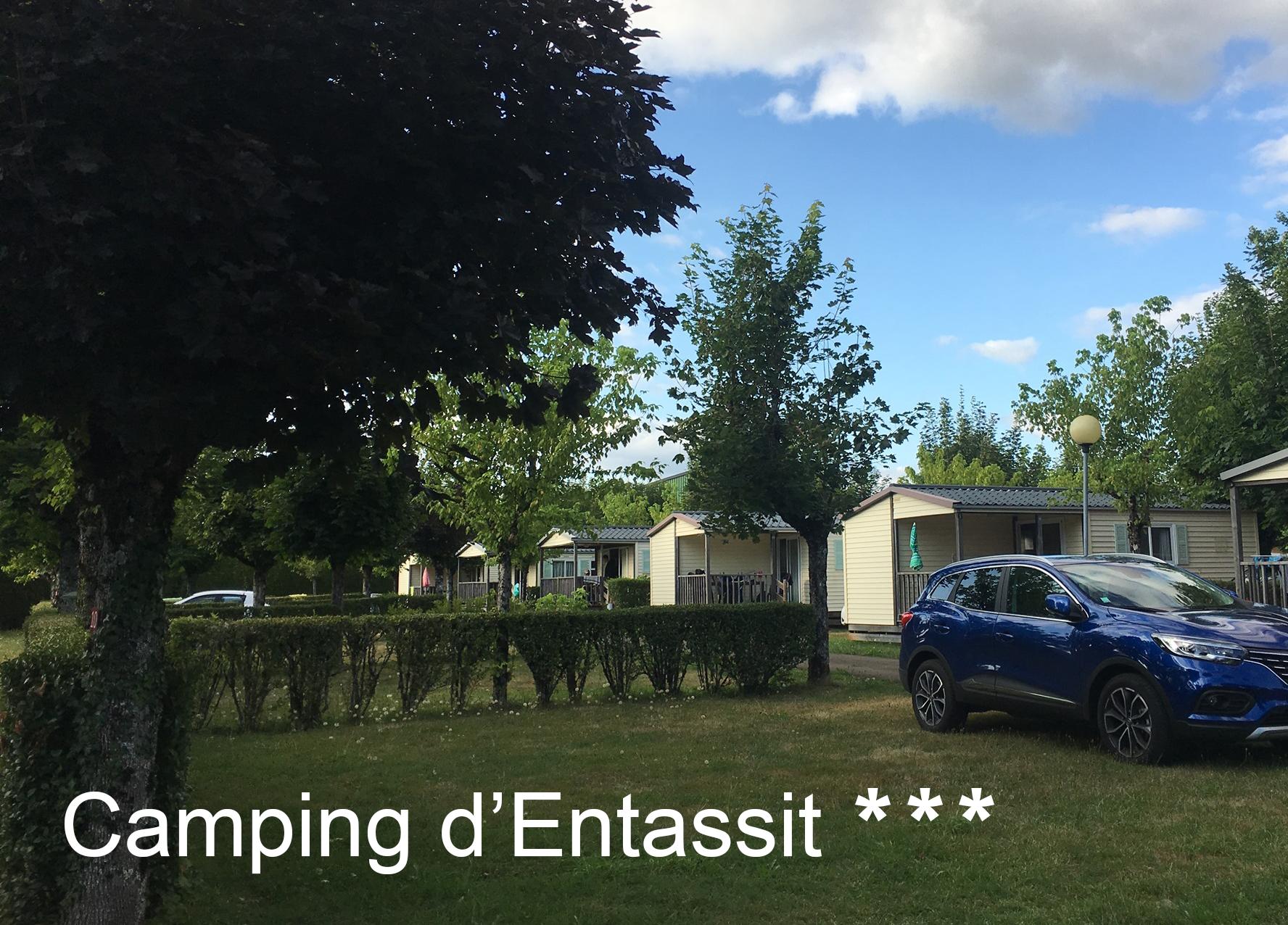 Camping d'Entassit, Pleaux
