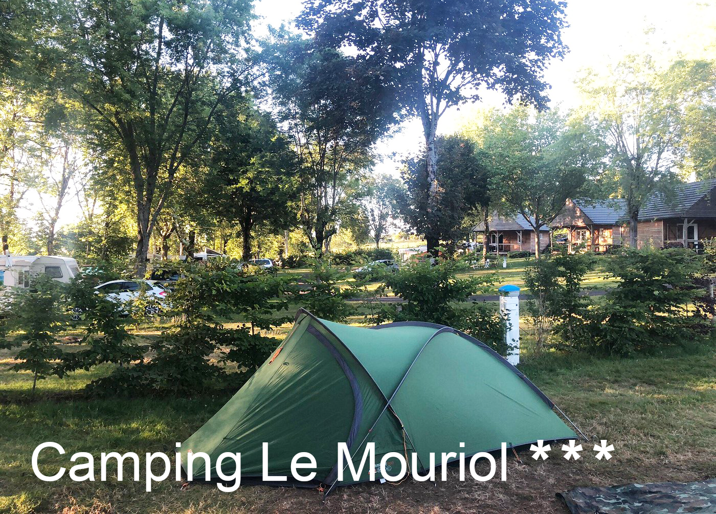 Camping *** Le Mouriol