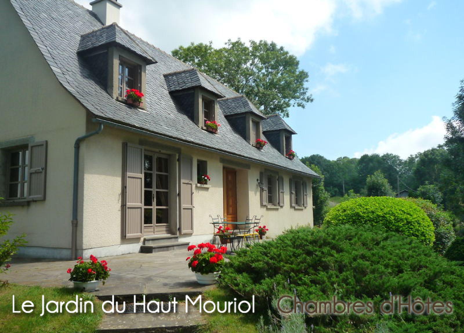 """""""Le jardin du Haut Mouriol"""", Salers"""