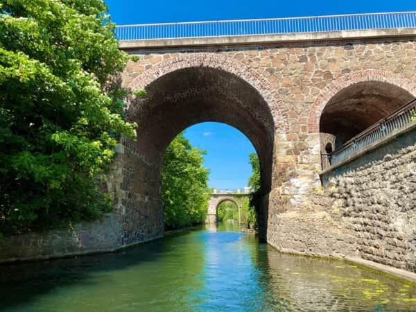 Brücken über Brücken