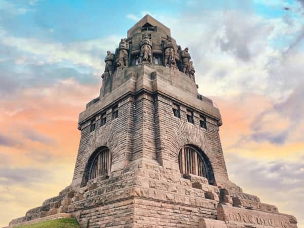 Segway-Tour bis zum Völkerschlachtdenkmal