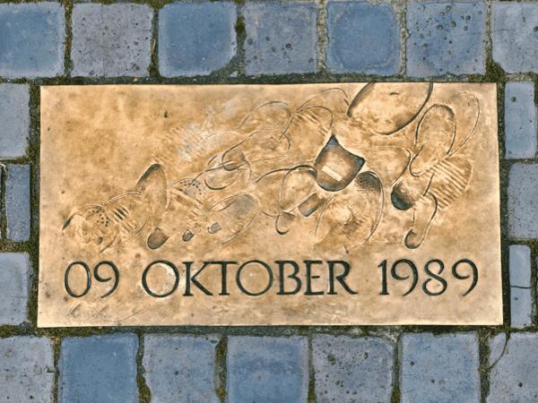Erinnerungen an den Wende-Herbst '89