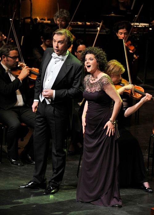 Duo du Barbier de Séville, Rossini, avec Jean-François Lapointe