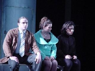 Quatuor (Ivan Tursik, Stéphanie Pothier, Mincho Kim)