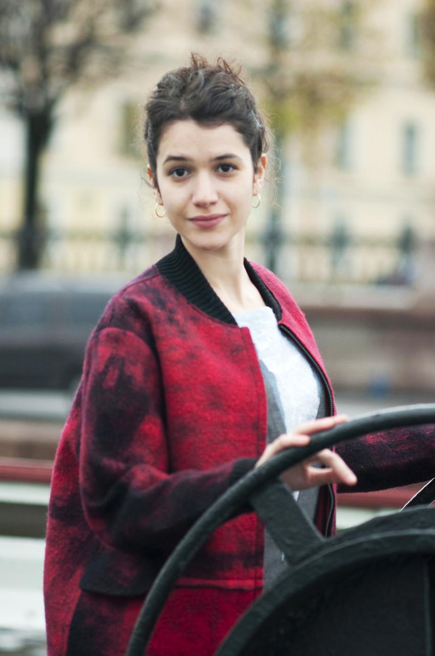 brand: ZoeBo, photographer: Anastasiya Leshchinskaya , model Kristins Izgieva