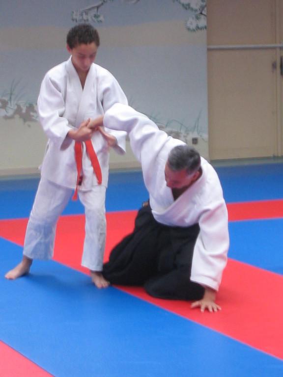 Aïkido pour les ados