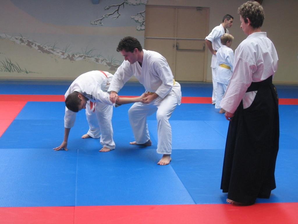 Techniques d' Aïkido