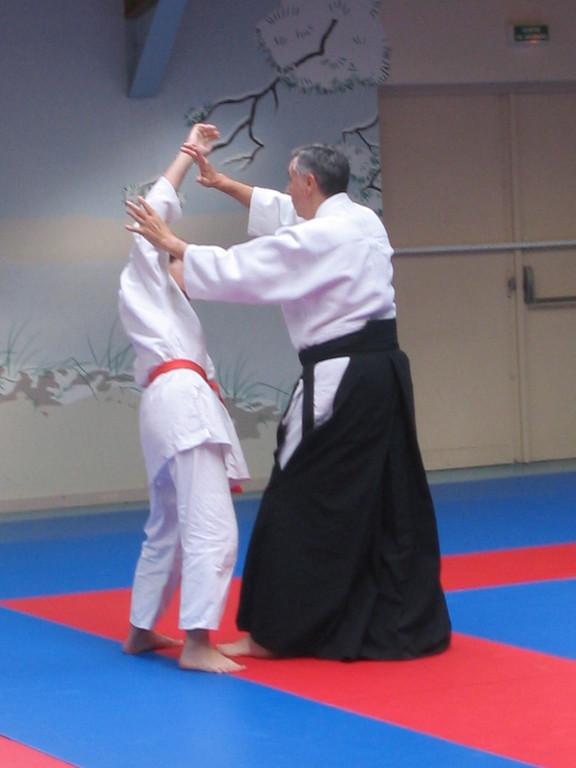 Aikido pour les ados