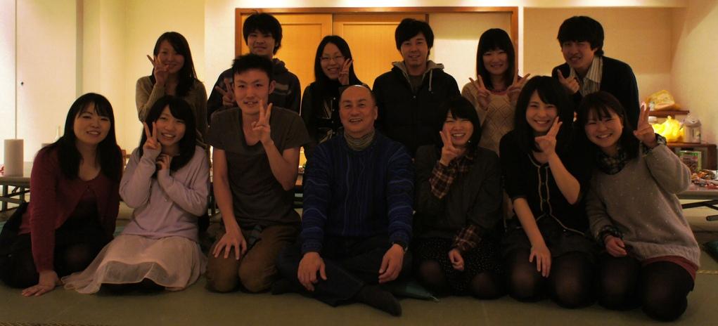 2012  ゼミ春合宿