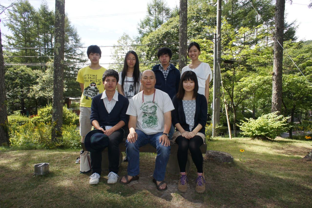 2012 ゼミ夏合宿
