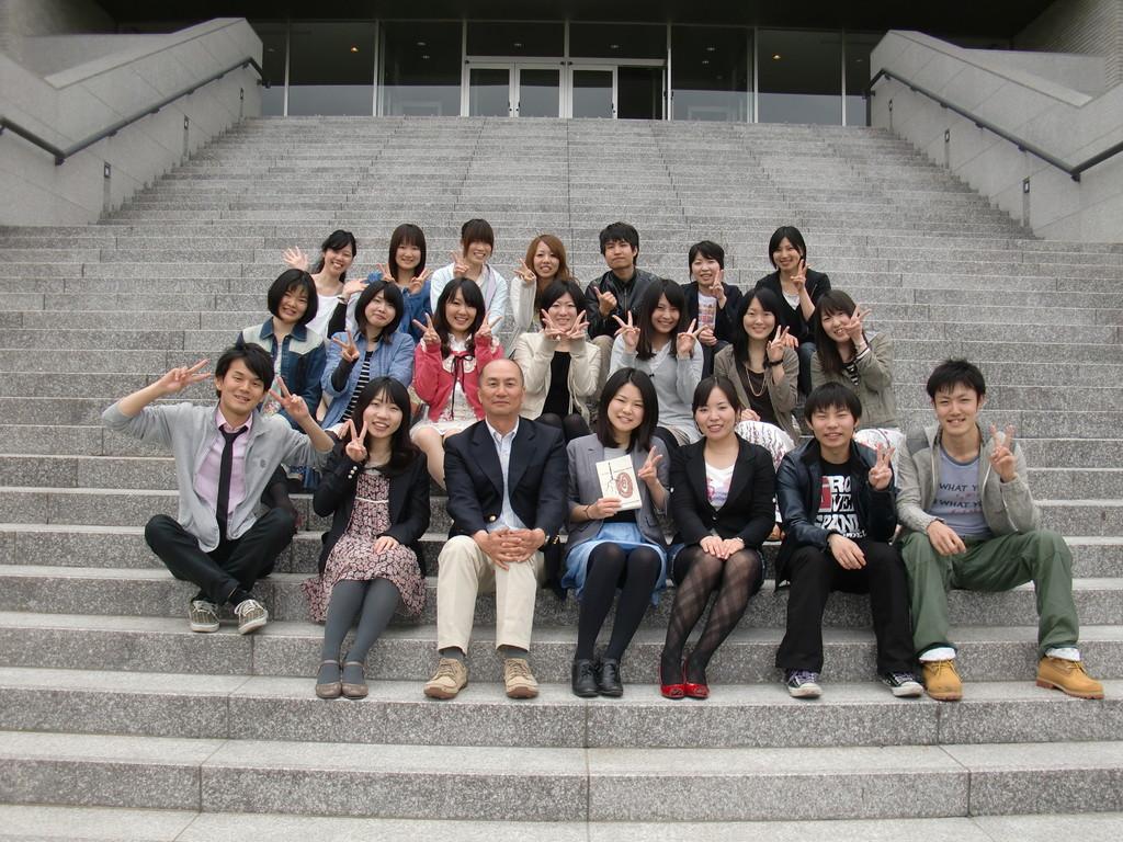2011 ゼミ集合写真