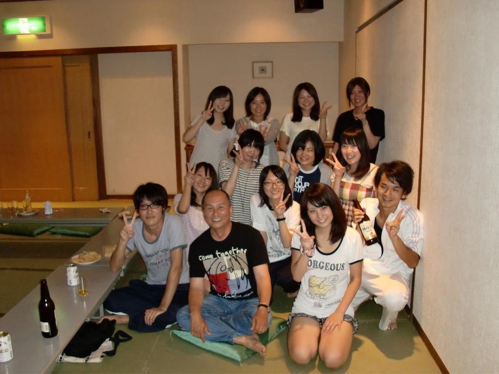 2010 夏合宿