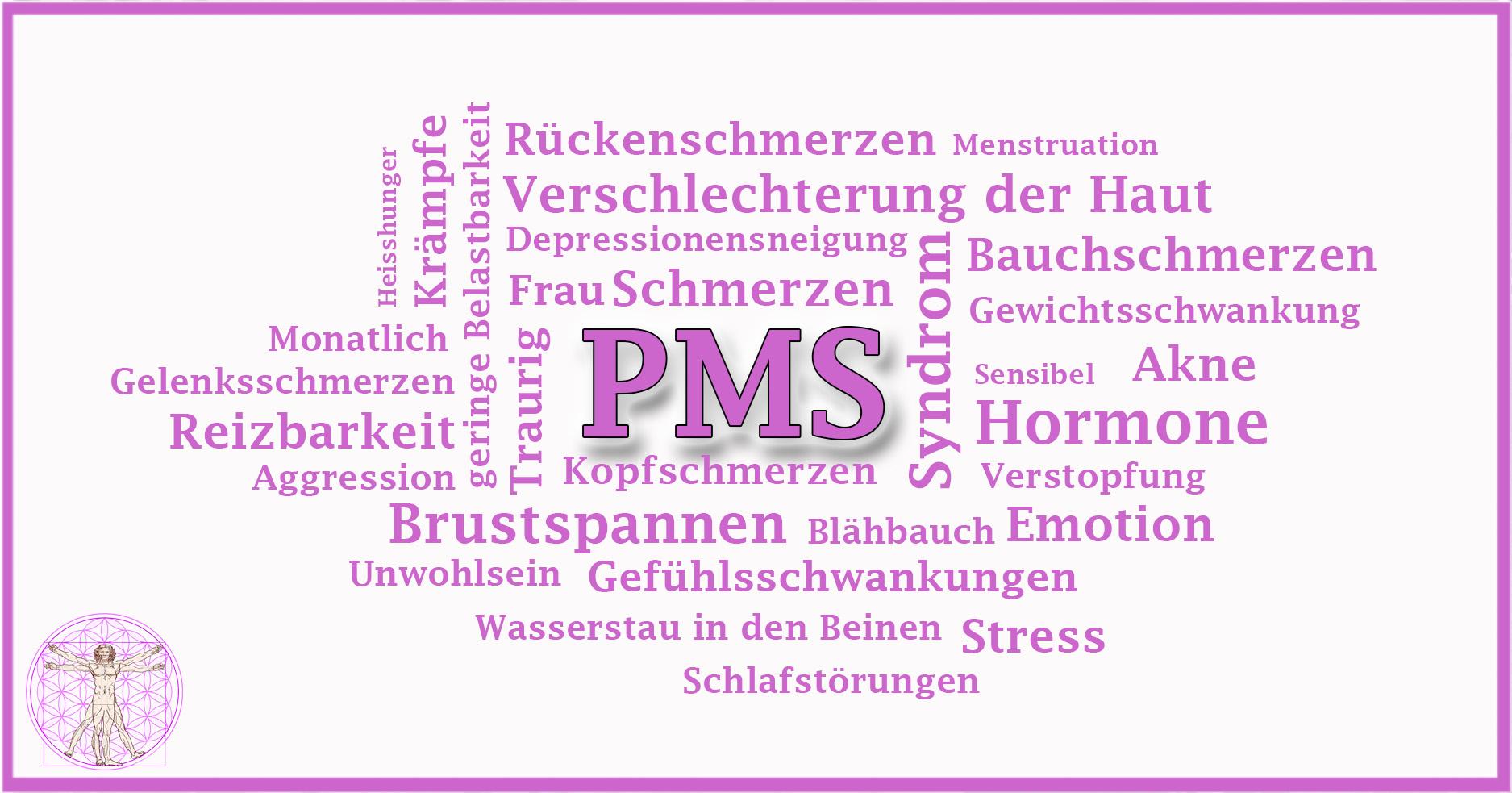 Das prämenstruelle Syndrom (PMS)