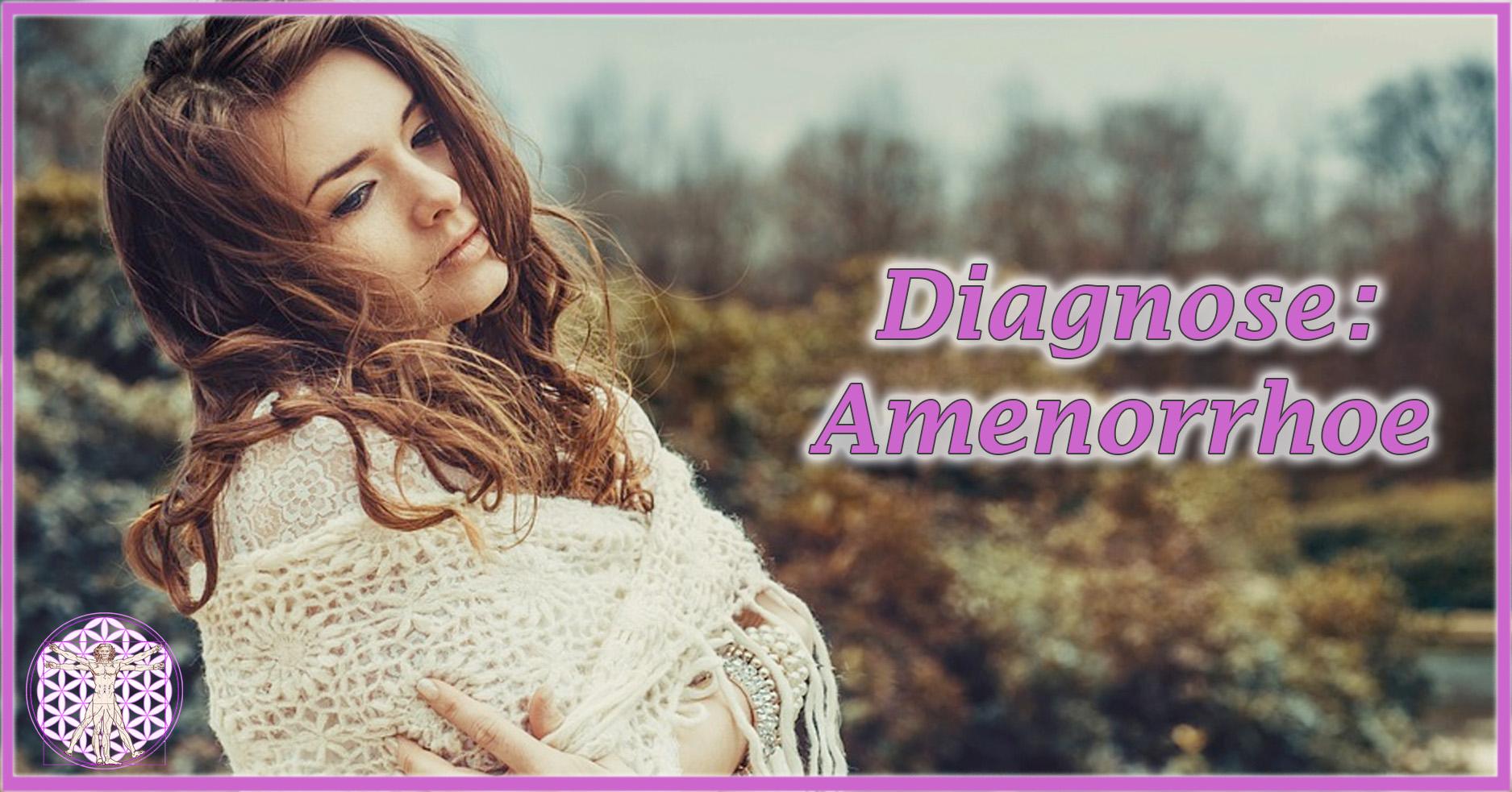 Amenorrhoe