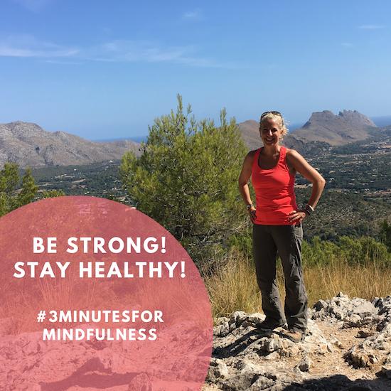 3 Minuten Mindfulness Challenge - 2. Woche