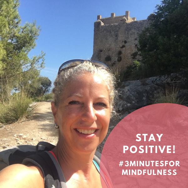 3 Minuten Mindfulness Challenge - 3. Woche