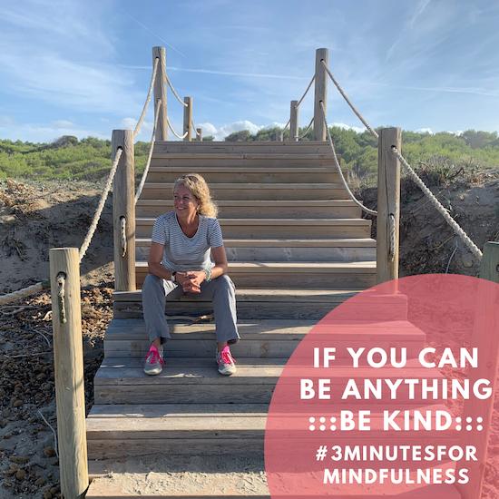 3 Minuten Mindfulness Challenge - 4. Woche