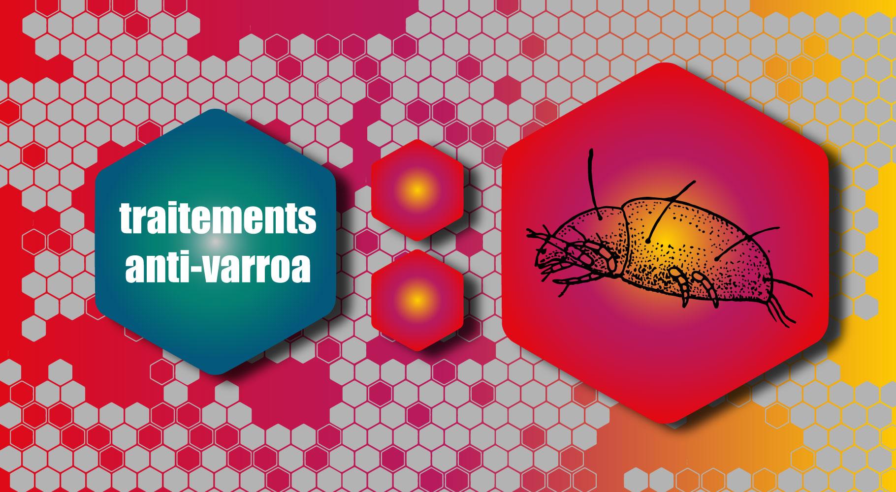 Traitements anti-varroa