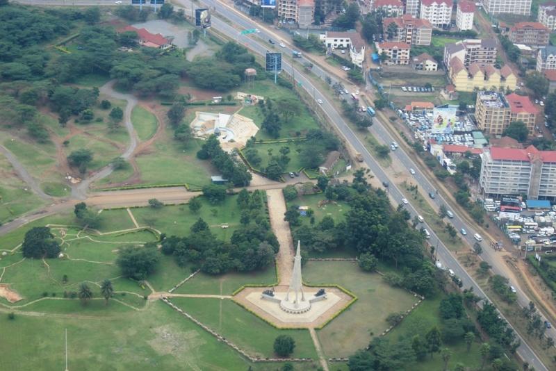 Nairobi, Uhuru Park