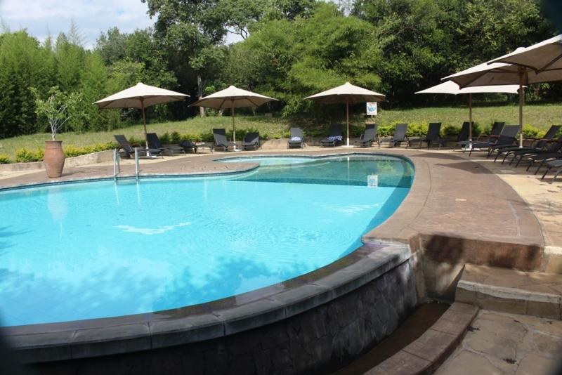 unser Pool