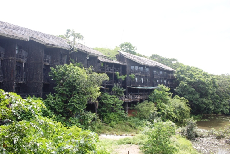 Unsere romantik Lodge