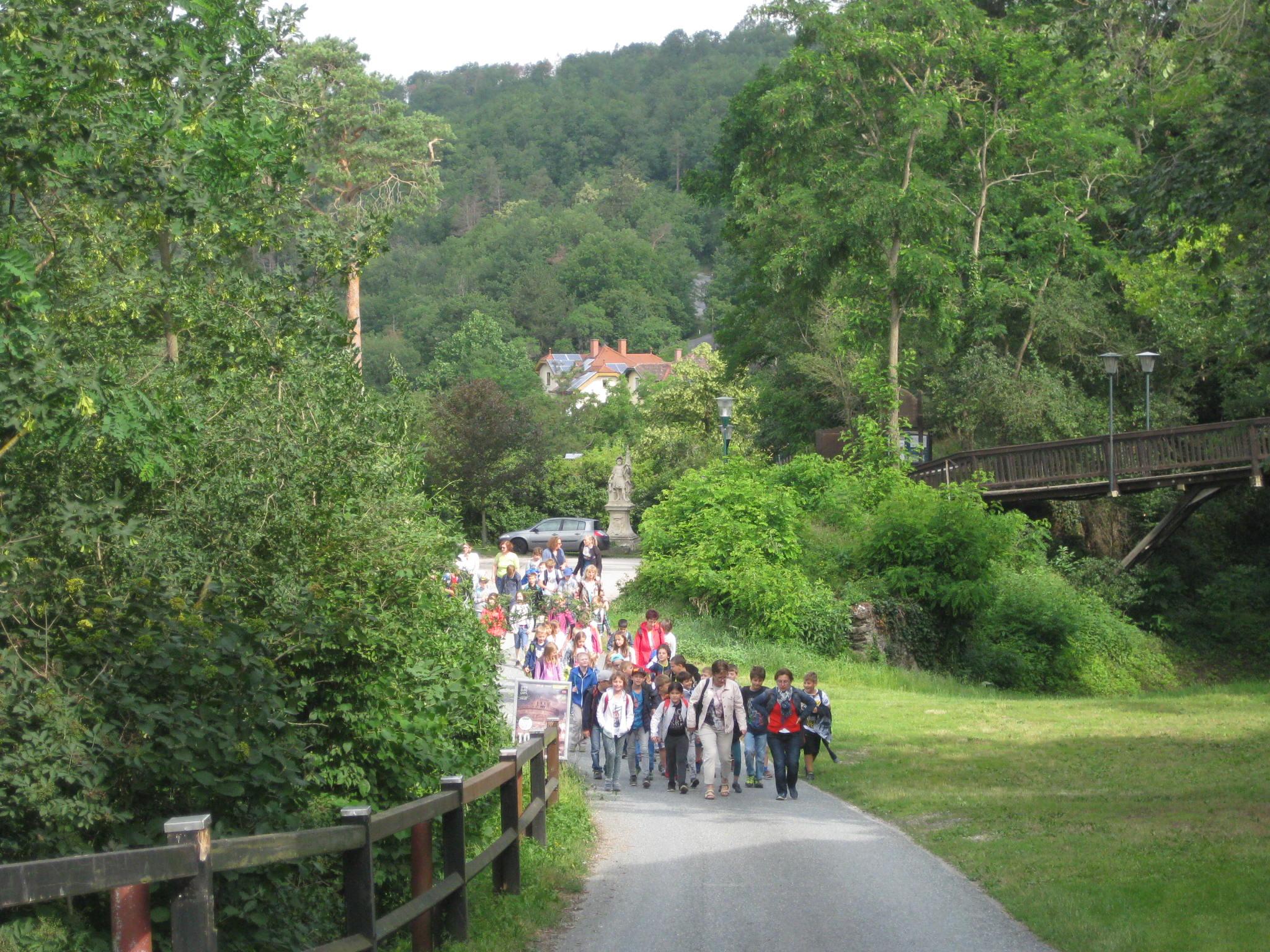Familienfest der AK Niedersterreich und des GB in Gars am