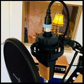 Hochwertige Mikrofone kommen in unserem Tonstudio zum Einsatz, um bereits bei der Aufnahme ein detailreiches, musikalisches Signal einzufangen.