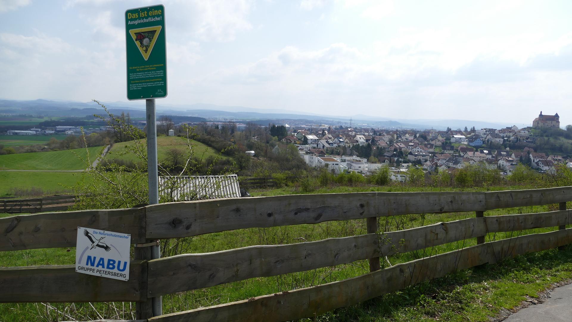 Das Gebiet am Rauschenberg