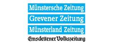 Münstersche Zeitung aus Münster, Greven, Emsdetten