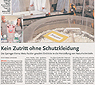 Zeitungsartikel Deister Anzeiger 08/09