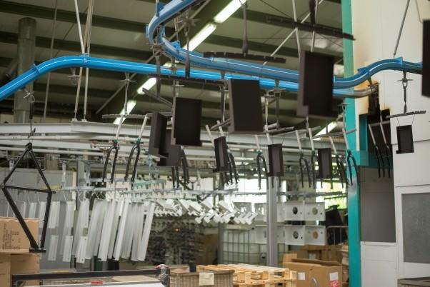 Durchlaufanlage - Serienfertigungen