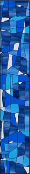 神聖なステンドグラス・デザイン