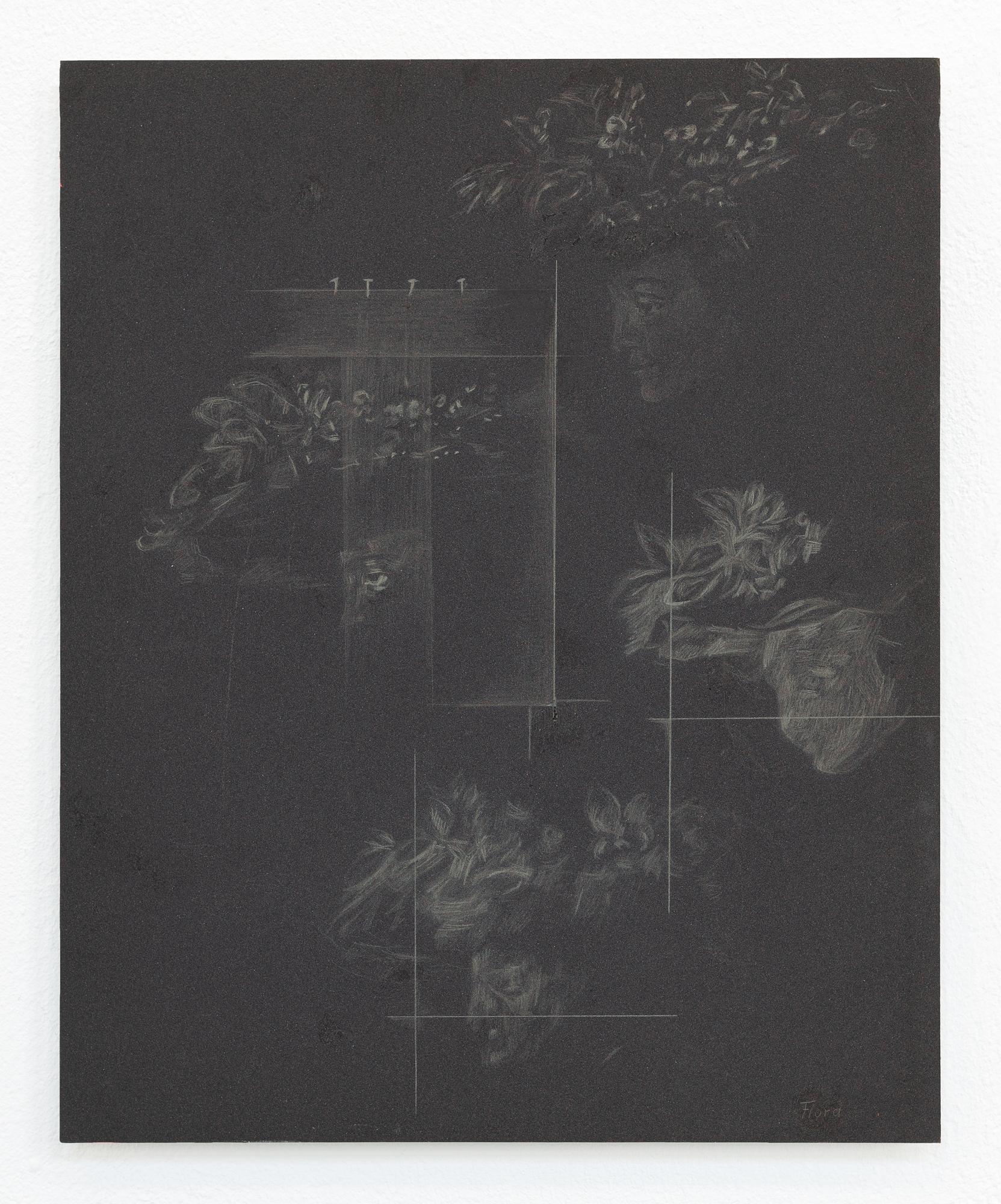 """Johanna Tiedtke, aus der Serie """"Flora"""",  2021"""