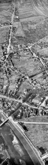 Luftbild aus den 30 ´ern