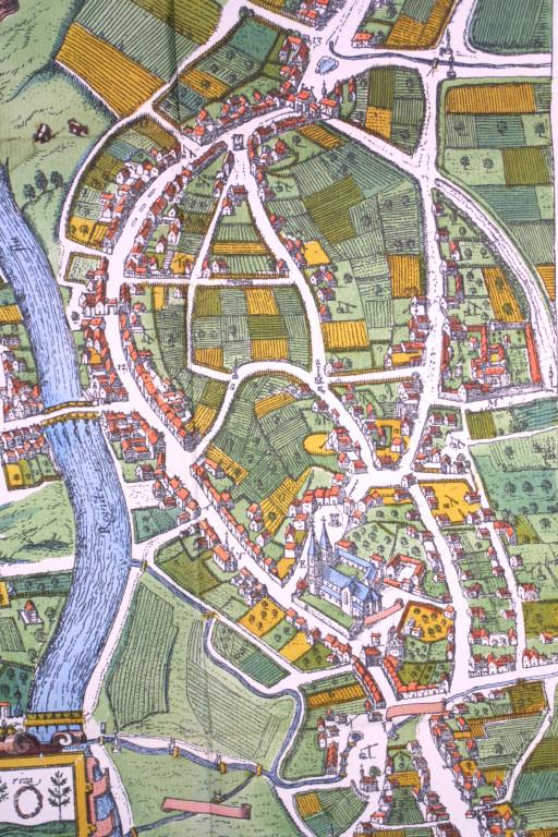 Zweidlerplan Bamberg