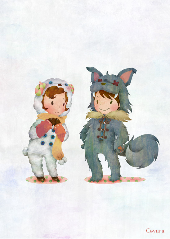 Sheep & Wolf