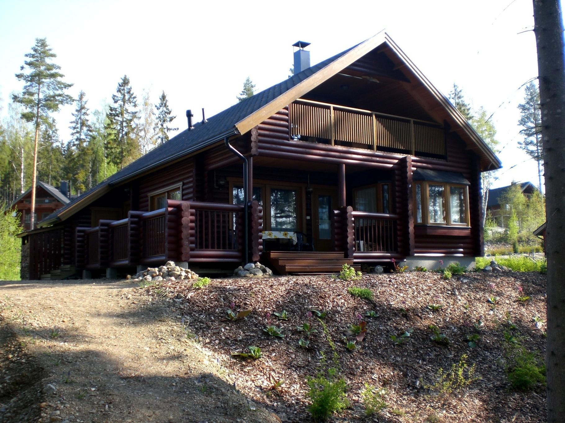 ferienhaus am see ferienhaus direkt am see mieten finnland. Black Bedroom Furniture Sets. Home Design Ideas